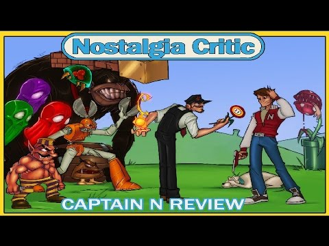 Nostalgia Critic: Captain N