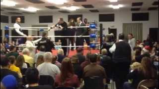 SICW Vlog December 13 2014 Red River Jack VS Ricky Cruz