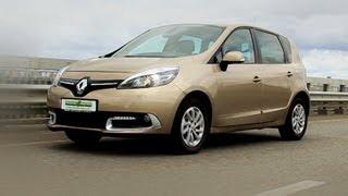 Тест на практичность: New Renault Scenic Collection 2013