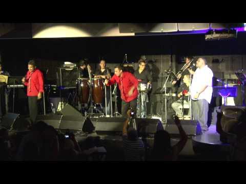 Porque te fuiste - La suprema Corte Orquesta En vivo HD