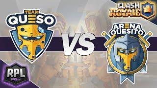 TEAM QUESO vs ARENA QUESITO | #Quesocidio | Semifinal RPL Europa
