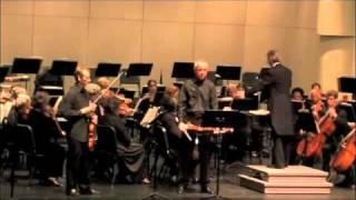 Mozart Sinfonia Concertante (II mvt. part 1)