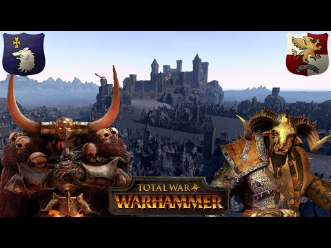 The End Times Come to Middenheim - Total War Warhammer Multiplayer Siege Battle
