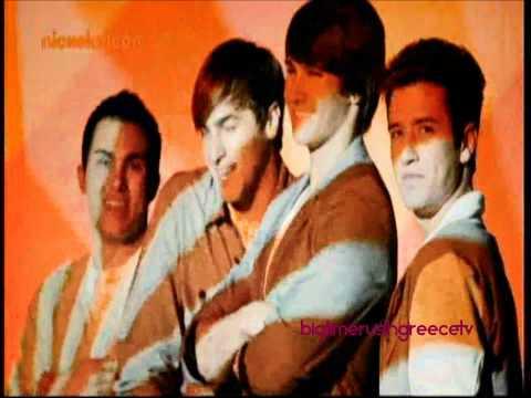 Nickelodeon Greece-Big Time Rush Bumpers