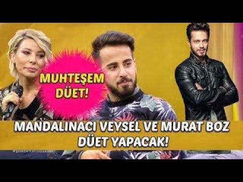 Mandalinacı Veysel ve Murat Boz Düet Yapacak! İntizar Veysel Harika Düet