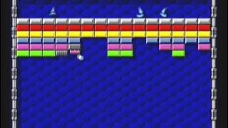 Pandora Handheld Arkanoid Remake Freeware