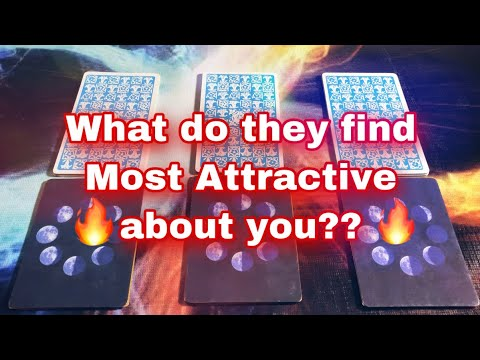 hindi/urdu   Pick A Card   What do they find most *Attractive* about you?   Timeless💕