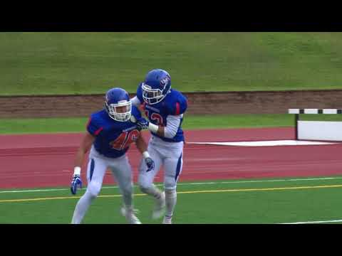 UMary Marauders football vs Sioux Falls 2017