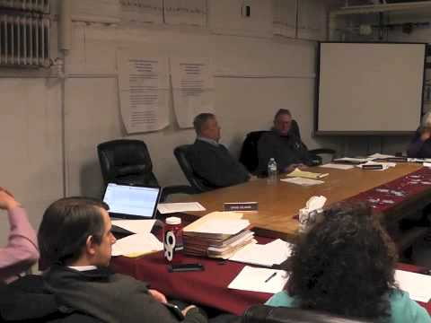 Ticonderoga Town Board Meeting  2-12-15