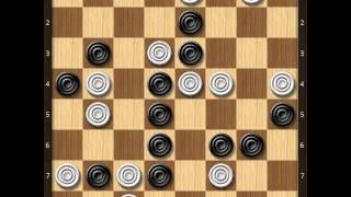 Уголки (12 шашек)