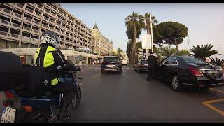 9 стран на мотоцикле (10/14), Южная Франция, Марсель, Канны, Лазурный Берег(Десятый день путешествия на мотоциклах через 9 стран Европы. Тур на мотоцикле через Францию и другие страны..., 2016-02-22T02:40:52.000Z)