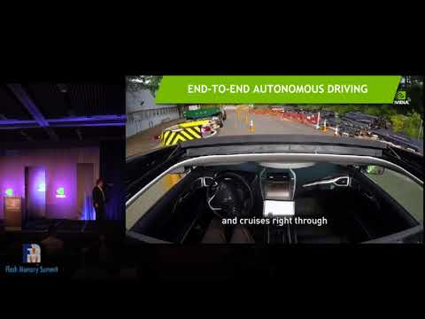 NVIDIA: Deep Learning - Extracting Maximum Knowledge from Big Data Using Big Compute