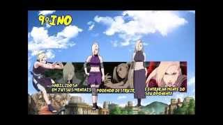 Ranking Naruto - Konoha 11