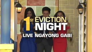 pinoy big brother 737 day 13 1st eviction night