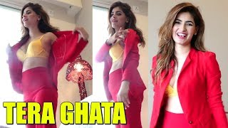 Karishma Sharma's HOT & BOLD Photoshoot | TERA GHATA Song Actress | Gajendra Verma