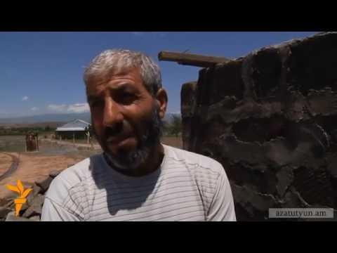 Безрадостная жизнь армян