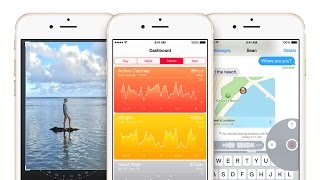 New IOS 8 Feature    Hey Siri