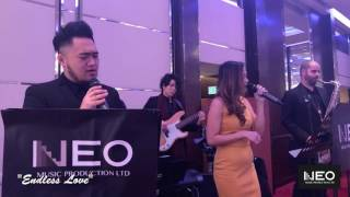 "Neo Music Production - ""Endless Love""   SkyCity Marriott Hong Kong Live Band Wedding Band Jazz Band"