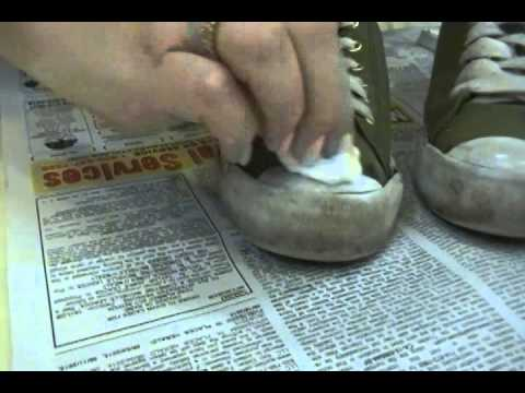 Easy Way to Clean Tennis Shoes - Joni Hilton