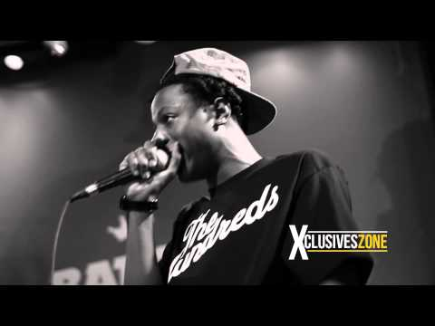 "Smoke DZA x Joey Badass ""Gotham Fucking City"" Live At SOBs"