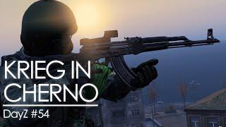 DayZ - Krieg in Cherno: M4, Autos und Teamwork. (Und das beste Game der Welt.)