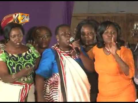 Chaos rocks womens convention at Bomas of Kenya