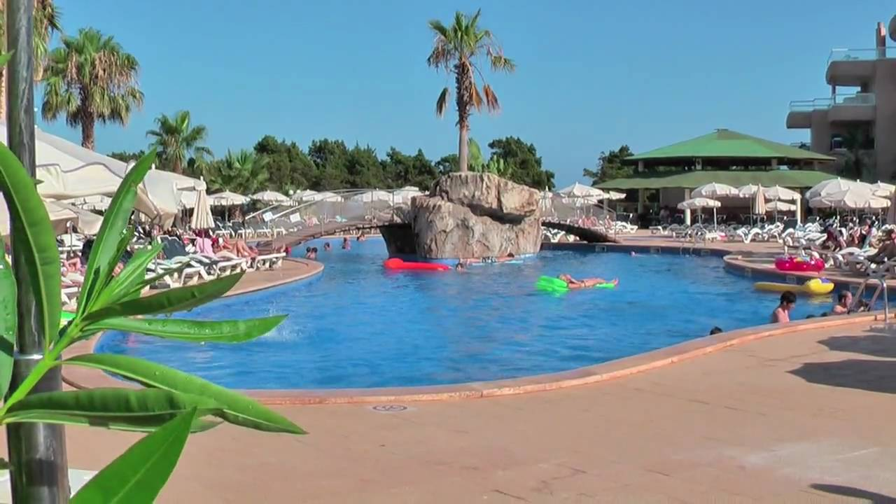 Hotel Tropic Garden Ibiza In Hd Youtube