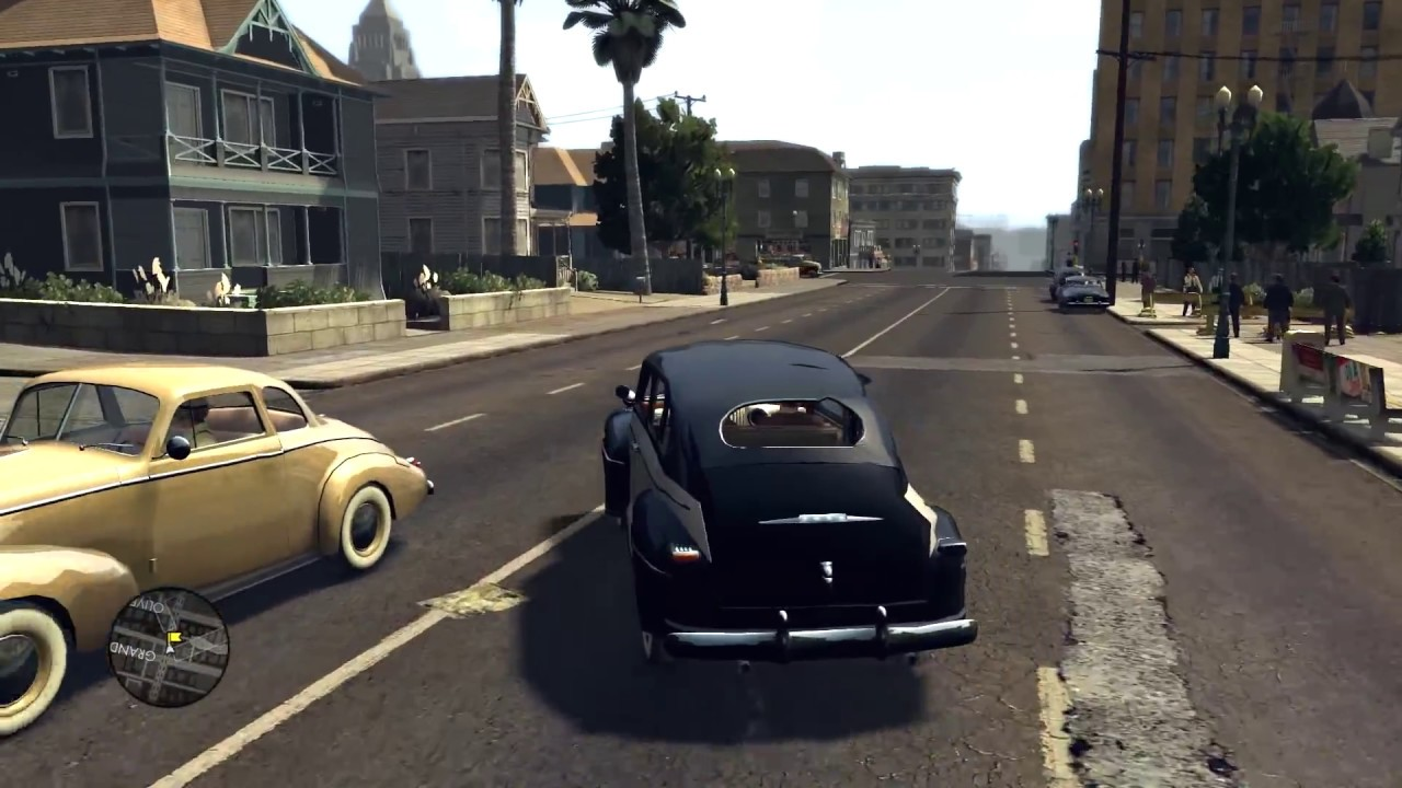 Image result for la Noire 1080p