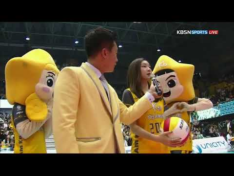 【20171015】2017-18 V-League 1st:KB Insurance vs Samsung Fire