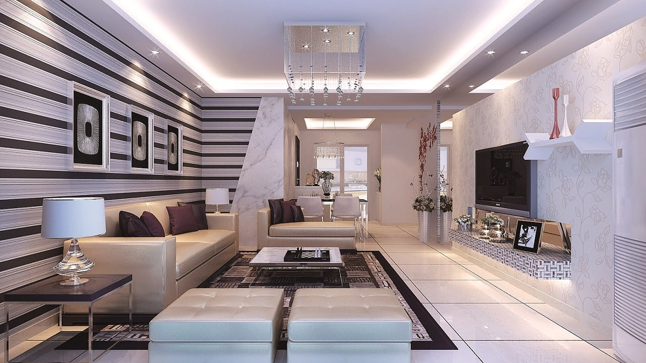 Living Room Wall Decorating Ideas Luxurious Living Room Interior Designs Ideas Youtube