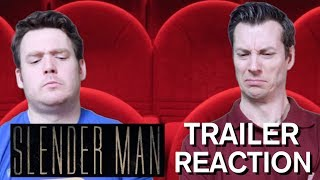 Slender Man - Trailer Reaction