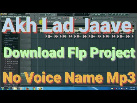 Aankhen Lag Jaave Saree Raat Neend Na Aave Download Flp Project No Voice Name  Mp3