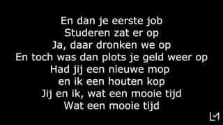 Niels Destadsbader - Speeltijd Lyrics