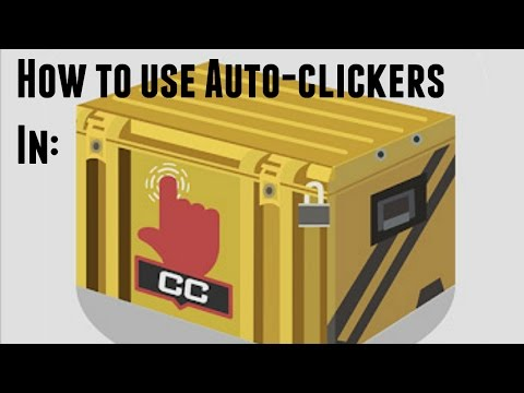 How to cheat on case clicker! Tips and Tricks #1
