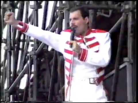 Queen Live At Slane Castle, July 5th 1986