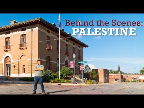 Behind the Scenes - Palestine, TX - The Daytripper