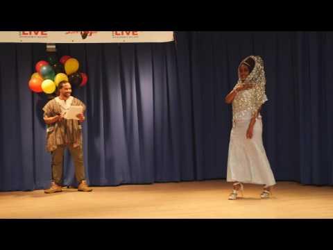L'Afrique A La Mode Black History Month Cultural Show in Washington DC