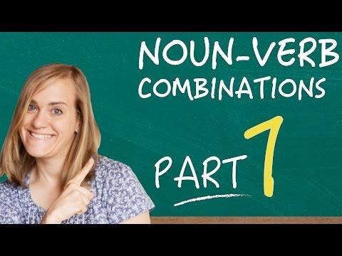 German Lesson (409) - Noun-Verb-Combinations - Part 1: machen - B2/C1