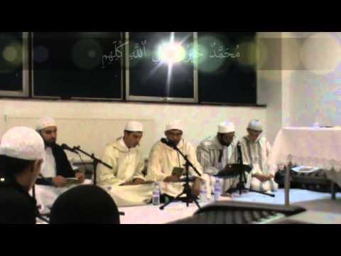 an evening of praise    munshideen performance  part 4  qasida muhammadiyya