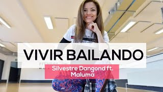 Original choreo by Karla Borge for VIVIR BAILANDO by Silvester Dangon ft Maluma