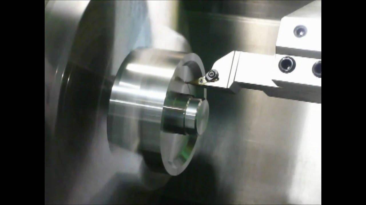 Mitsubishi Materials 25 Degree Turning System Finish Face