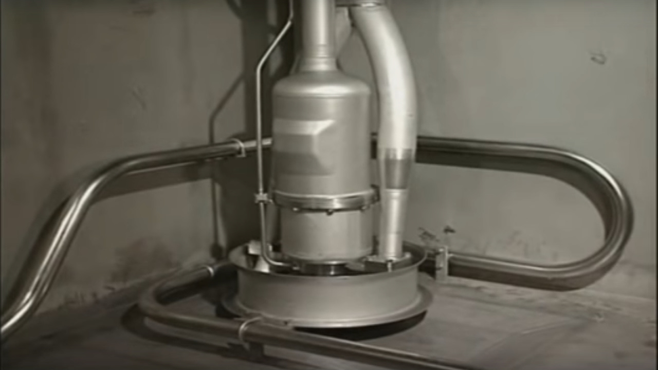 Framo Cargo Pump Maintenance Youtube