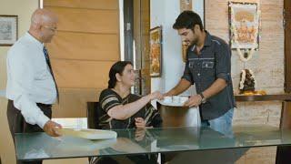 Karthik Impressing Geetha - Mathapoo Movie Scene