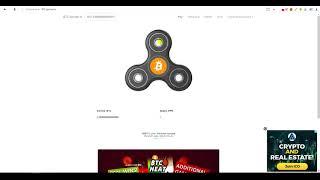 😄 Крути Спиннер  Spinner, Bitcoin 😄