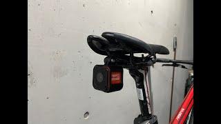 액션캠으로 자전거 블랙박스 후방카메라 사용하기