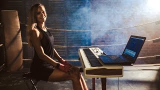 Survivor - Eye Of The Tiger (Piano cover) видео