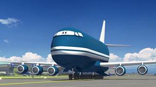 Мультфильмы - Будни аэропорта - Титан и Винки (49 серия)