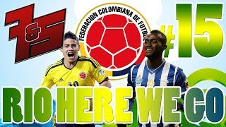 CDM 2014 l RIO HERE WE GO #15 LA COLOMBIE A LA COUPE DU MONDE Thumbnail