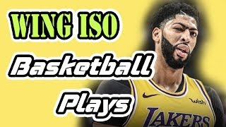 BEST Wing Isolation BASKETBALL Plays