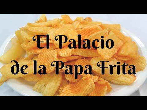 El Palacio de la Papa Frita: the best french fries in Buenos Aires?
